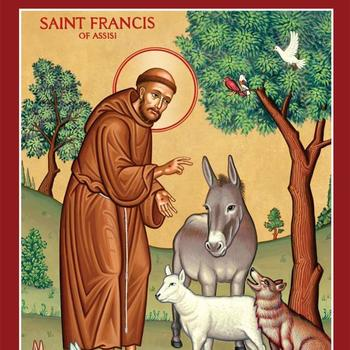 Pet blessing- In Honor of the feast of St. Francis of Assisi