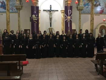 Sacred Heart Academy Choir