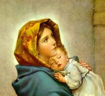 Vigil of Mary, Mother of God