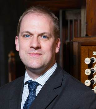 Organ Recital: Simon Leach