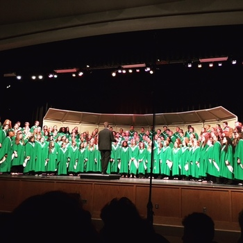 Choral Concert: Central Dauphin High School Choirs (Harrisburg, PA)