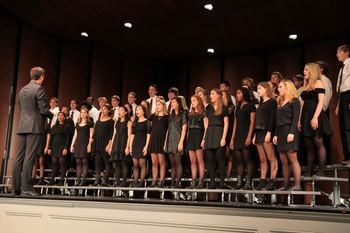 Choral Concert: Episcopal High School Concert Choir (Alexandria, VA)