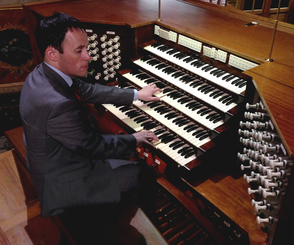 Organ Recital: Anthony Hammond