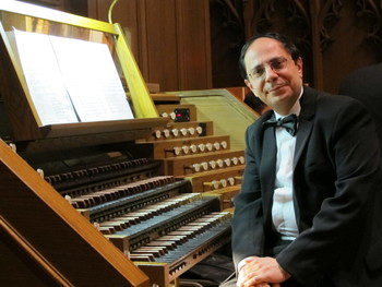 Organ Recital: Sergio Militello