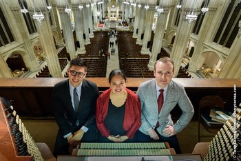 Three Organists Spectacular