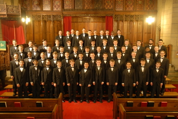 Choral Concert: Men's Glee Club of the University of Pittsburgh (Pittsburgh, PA)