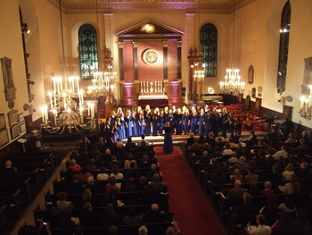 Choral Concert: Coloma Convent Girls School Chamber Choir (Croydon, UK)