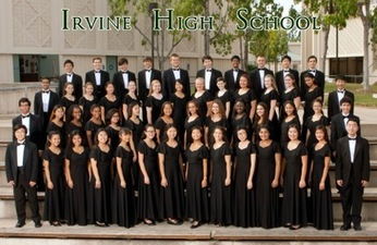 Choral Concert: Irvine High School Concert Choir (Irvine, CA)