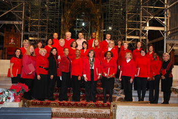 Choral Concert: Pfizer Choraliers (New York, NY)
