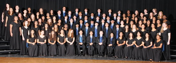 Choral Concert: Hebron High School Concert Choir (Carrollton, TX)