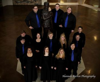 Choral Concert: Glenville State College Chamber Singers (Glenville, WV)