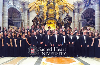 Choral Concert: Sacred Heart University Choirs (Fairfield, CT)