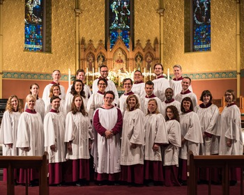 Choral Concert: St. James Cathedral Choir (Chicago, IL)