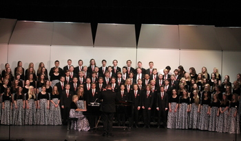 Choral Concert: Bountiful High School A Cappella Choir (Bountiful, UT)