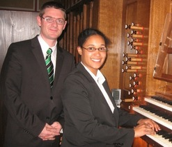 Organ Recital: Pauline & Jérôme Chabert (Institut Marc de Ranse) [Prayssas, France]