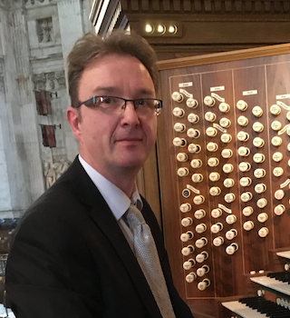 Organ Recital: Emmanuel Duperrey (France)