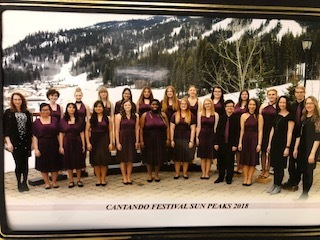 Choral Concert: Archbishop Jordan High School Choir (Sherwood Park, Alberta, Canada)