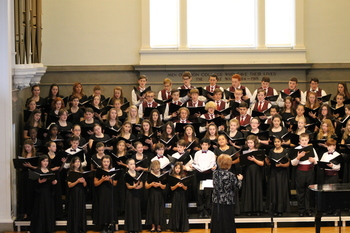Choral Concert: Capital District Youth Chorale (Clifton Park, NY)