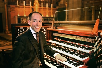 Organ Recital: James D Wetzel (New York City)