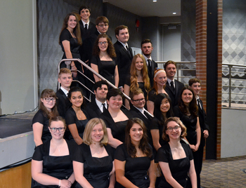 Choral Concert: Wayne Central High School (Ontario Center, NY)
