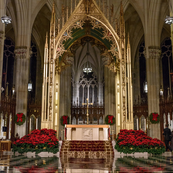 Media Advisory - Christmas Mass Schedule