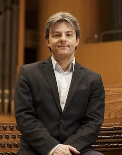 Organ Recital: Thierry Mechler (France)