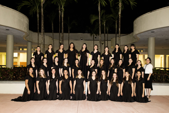 Choral Concert: The Lourdes Singers (Our Lady of Lourdes Academy, Michelle Garcia-Bode