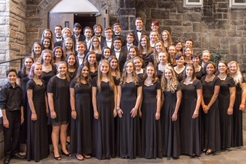 Choral Concert: Moon Area High School Honors Choir (Moon Township, PA)
