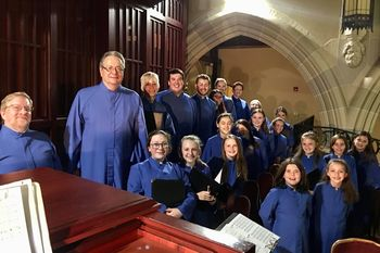 Choral Concert: The Choir of St. Mary's Church (Newport, RI)