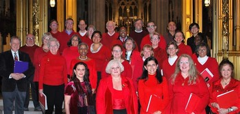 Choral Concert: The Pfizer Choraliers (New York, NY)