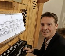Organ Recital: Travis Baker (London, England)