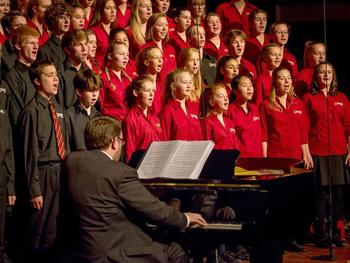 Choral Concert: Cashmere High School Choirs (Cashmere, New Zealand)