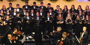 Choral Concert: St. John Paul II High School Concert Choir (Hyannis, MA)