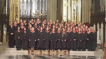 Choral Concert: Jackson Memorial High School Concert Choir (Jackson, NJ)
