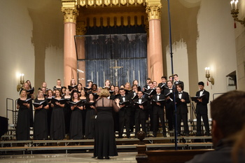 Choral Concert: Holy Cross College Choir (Worcester, MA)