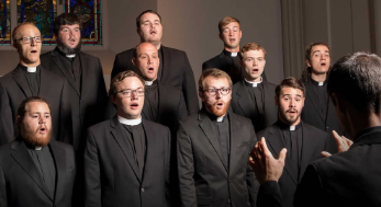 CANCELED: Choral Concert: Laudamus Choir, Concordia Seminary (St. Louis, MO)