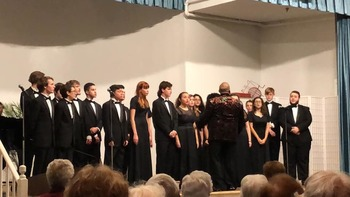 CANCELED: Choral Concert: Manatee School for the Arts Chamber Choir (Palmetto, FL)