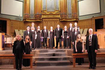 Choral Concert: First United Methodist Church Youth Choir (Colorado Springs, CO)