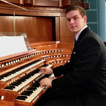 Organ Recital: Michael Rowlands (Houston, Texas)