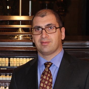 Organ Recital: Corrado Cavalli (Chicago, Illinois)