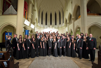 CANCELED: Choral Concert: Rhodes College Singers (Memphis, TN)