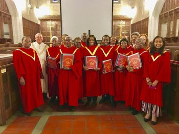 Choral Concert: The Sacred Sounds of Brooklyn Choir (Brooklyn, NY)