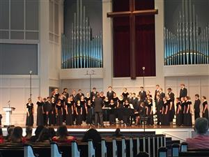 CANCELED: Choral Concert: Colleyville Heritage High School Panther Choir (Colleyville, TX)