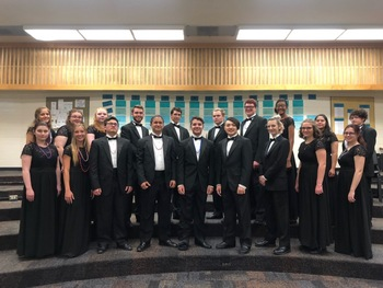 Choral Concert: Pinellas Park High School Choir (Largo, FL)
