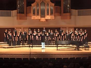 CANCELED: Choral Concert: AC Reynolds High School Chorale (Asheville, NC)