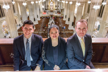 The Three Organists All Souls' Concert