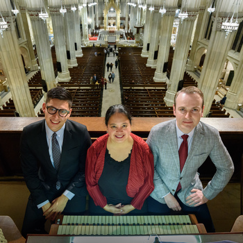 The Three Organists: All Souls' Remembrance