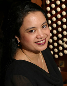Organ Recital: Jennifer Pascual (In Person & Virtual)