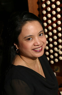 Organ Recital: Jennifer Pascual