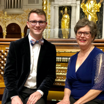 Organ Recital: Peggy Brengle & Nathan K. Lively